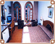 Guest Room at Hotel Pradeep, Varanasi